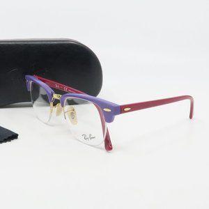 RB 4354 5908 Ray-Ban Purple/ Pink Semi-Rimless